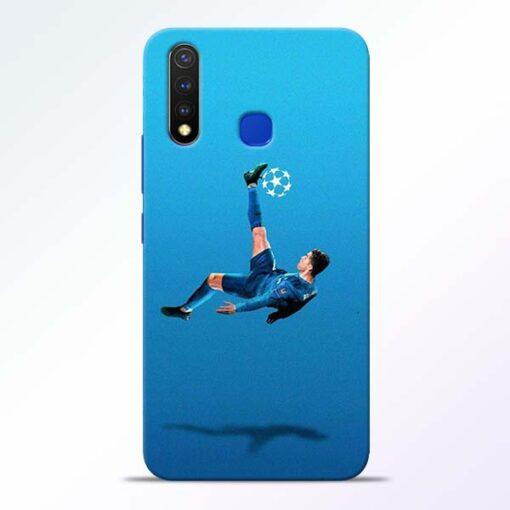Football Kick Vivo U20 Mobile Cover
