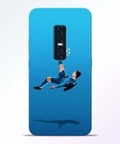 Football Kick Vivo V17 Pro Mobile Cover