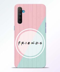 Friends Realme XT Mobile Cover