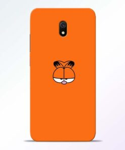 Garfield Cat Redmi 8A Mobile Cover