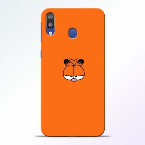 Garfield Cat Samsung Galaxy M20 Mobile Cover