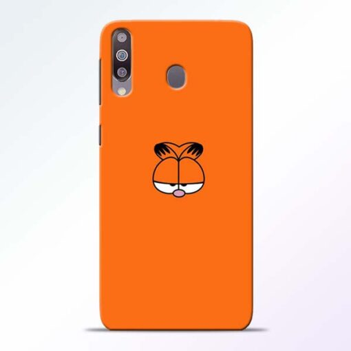 Garfield Cat Samsung Galaxy M30 Mobile Cover