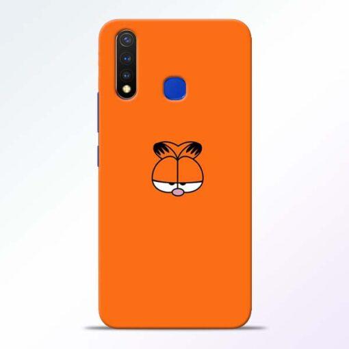 Garfield Cat Vivo U20 Mobile Cover
