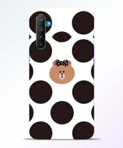 Girl Panda Realme XT Mobile Cover