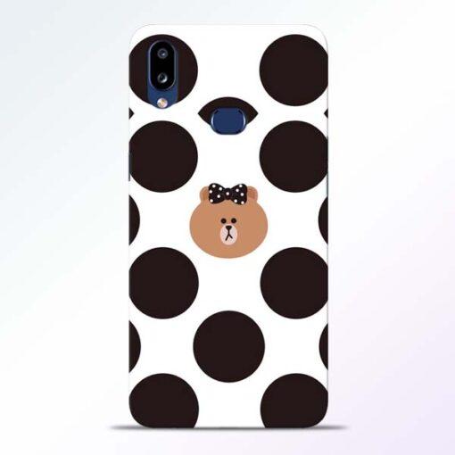 Girl Panda Samsung Galaxy A10s Mobile Cover