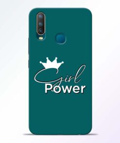 Girl Power Vivo U10 Mobile Cover