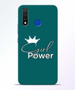 Girl Power Vivo U20 Mobile Cover
