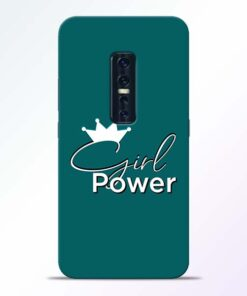 Girl Power Vivo V17 Pro Mobile Cover