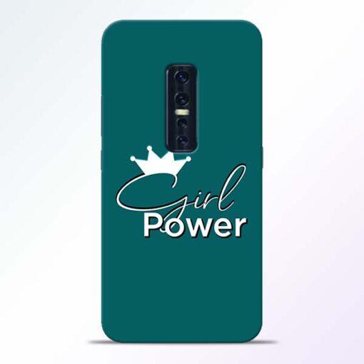 Girl Power Vivo V17 Pro Mobile Cover