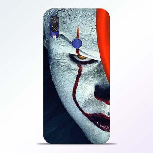 Hacker Joker Redmi Note 7 Pro Mobile Cover