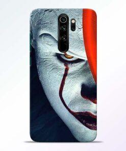 Hacker Joker Redmi Note 8 Pro Mobile Cover