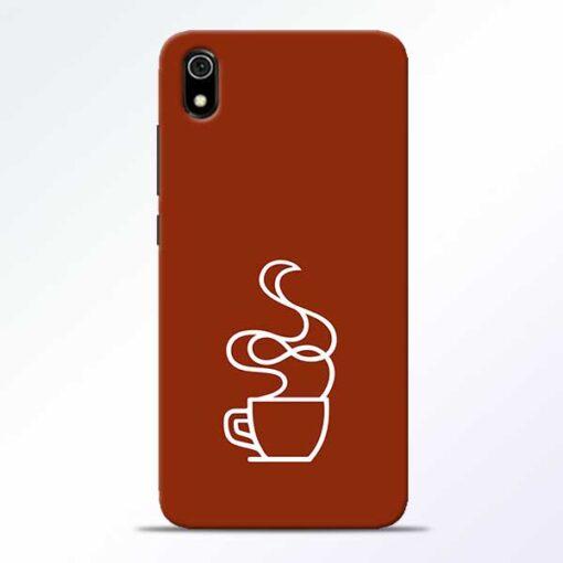 Hot Tea Redmi 7A Mobile Cover