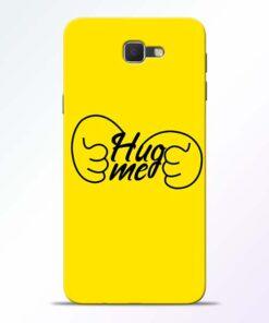 Hug Me Hand Samsung Galaxy J7 Prime Mobile Cover