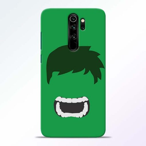 Hulk Face Redmi Note 8 Pro Mobile Cover