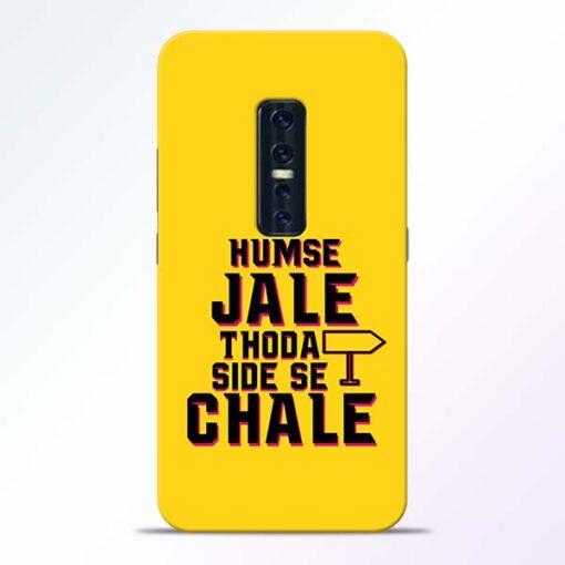 Humse Jale Side Se Vivo V17 Pro Mobile Cover