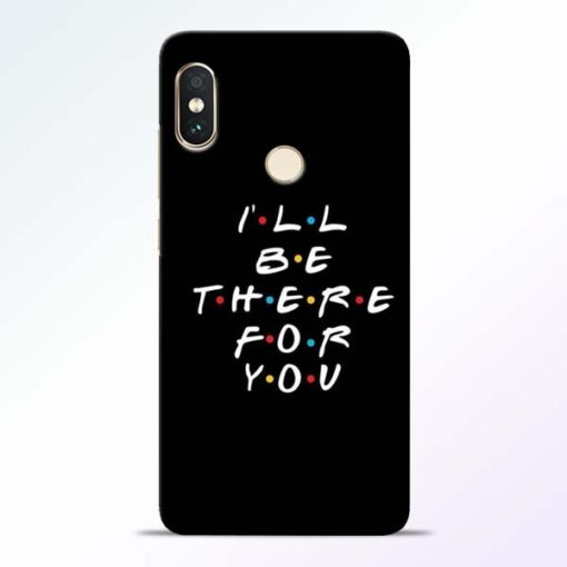 I Will Be There Redmi Note 5 Pro Mobile Cover