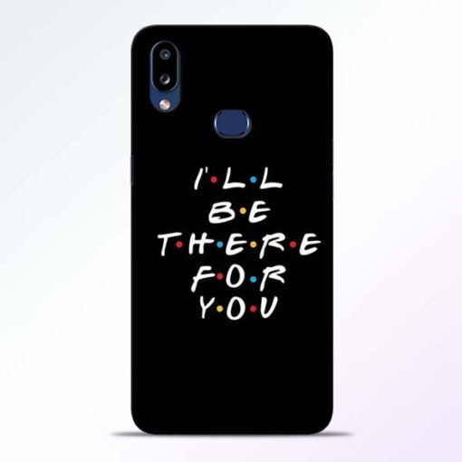 I Will Be There Samsung Galaxy A10s Mobile Cover