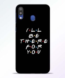 I Will Be There Samsung Galaxy M20 Mobile Cover