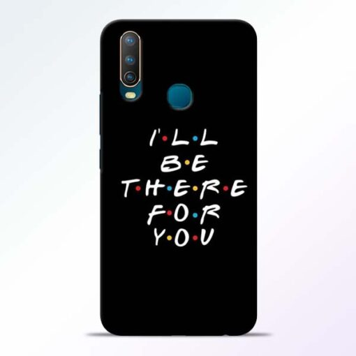 I Will Be There Vivo U10 Mobile Cover