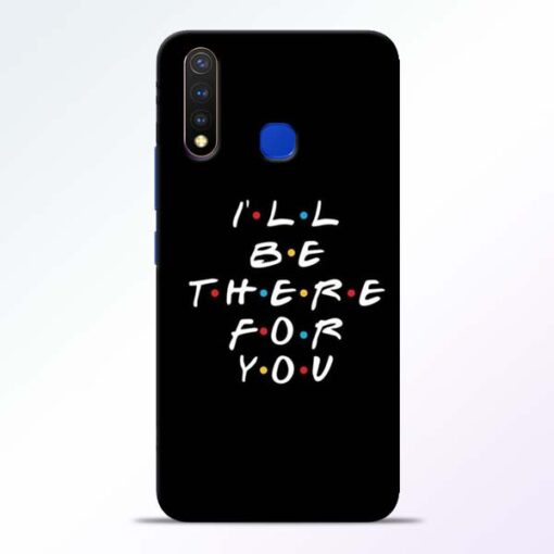 I Will Be There Vivo U20 Mobile Cover