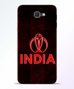 India Worldcup Samsung Galaxy J7 Prime Mobile Cover