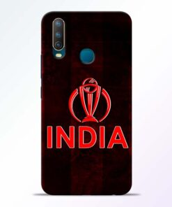 India Worldcup Vivo U10 Mobile Cover