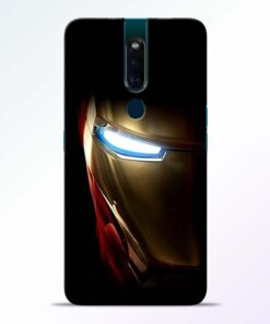 Iron Man Oppo F11 Pro Mobile Cover