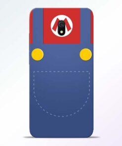 Jean Pocket Redmi 8A Mobile Cover