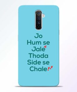 Jo Humse Jale Realme X2 Pro Mobile Cover