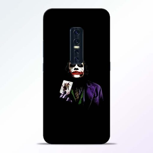 Joker Card Vivo V17 Pro Mobile Cover
