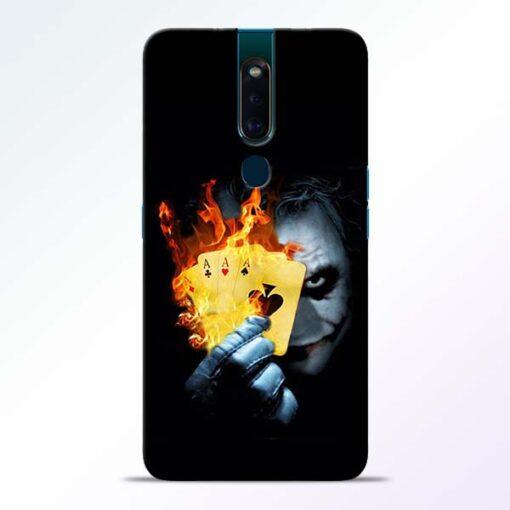 Joker Shows Oppo F11 Pro Mobile Cover
