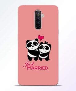 Just Married Realme X2 Pro Mobile Cover