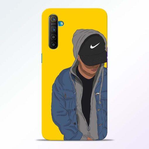Kakashi Boy Realme XT Mobile Cover