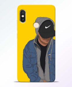 Kakashi Boy Redmi Note 5 Pro Mobile Cover