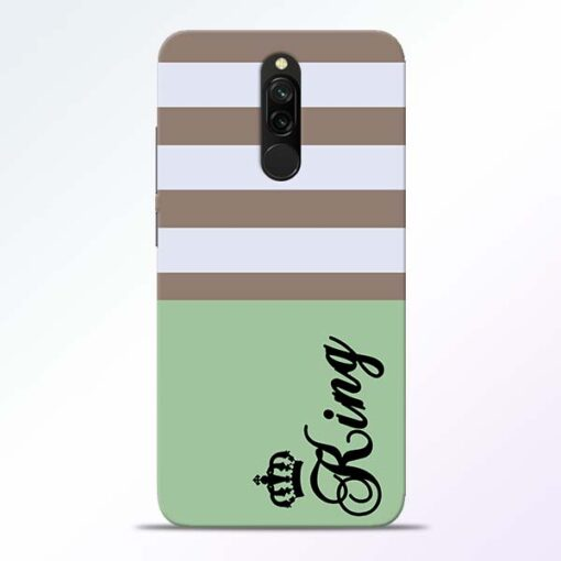 King Redmi 8 Mobile Cover