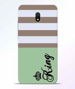 King Redmi 8A Mobile Cover