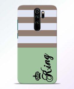 King Redmi Note 8 Pro Mobile Cover