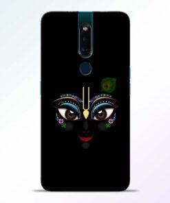 Krishna Design Oppo F11 Pro Mobile Cover
