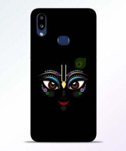 Krishna Design Samsung Galaxy A10s Mobile Cover