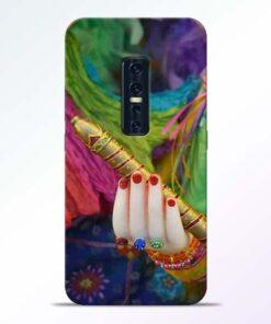 Krishna Hand Vivo V17 Pro Mobile Cover