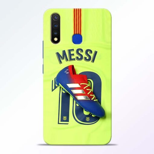 Leo Messi Vivo U20 Mobile Cover