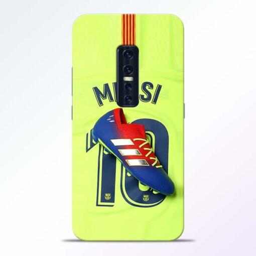 Leo Messi Vivo V17 Pro Mobile Cover