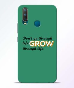 Life Grow Vivo U10 Mobile Cover