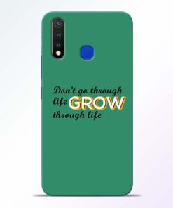 Life Grow Vivo U20 Mobile Cover