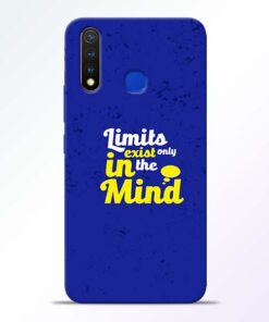 Limits Exist Vivo U20 Mobile Cover