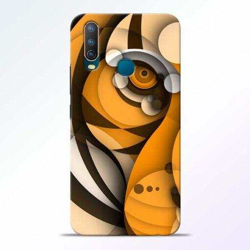 Lion Art Vivo U10 Mobile Cover