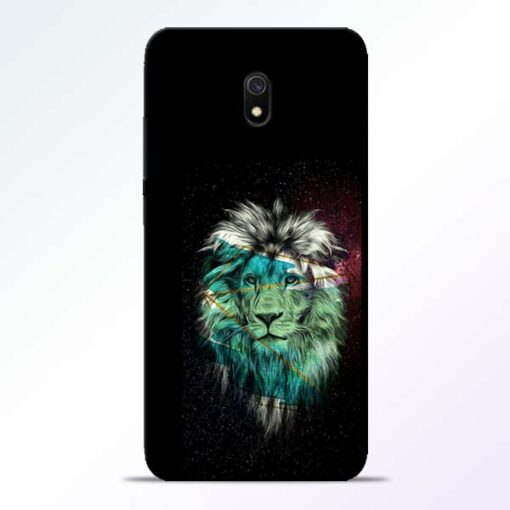 Lion Print Redmi 8A Mobile Cover