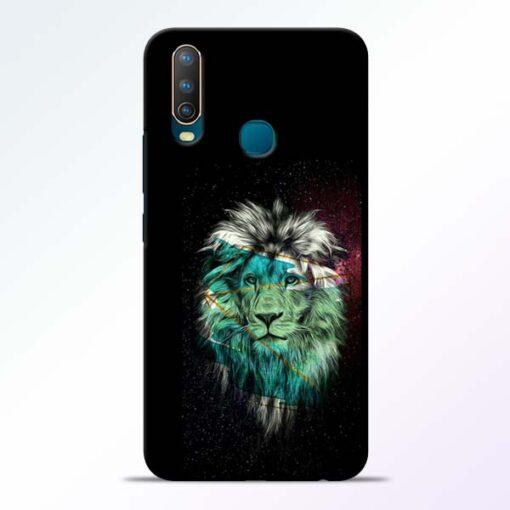 Lion Print Vivo U10 Mobile Cover