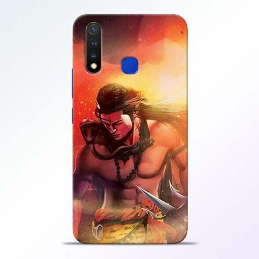 Lord Mahadev Vivo U20 Mobile Cover