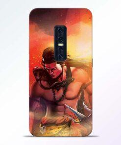 Lord Mahadev Vivo V17 Pro Mobile Cover